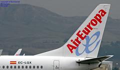EC-LQX LEMD 10-01-2018 (Burmarrad (Mark) Camenzuli Thank you for the 10.3) Tags: airline air europa aircraft boeing 73785p registration eclqx cn 36589 lemd 10012018
