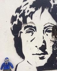 London Vol. 1 @TheRingOfDOOM Meets John Lennon (206liz) Tags: johnlennon theringofdoom stencil stencilart streetart streetartphography street streetartlondon streetphotography streetartuk streetartglobal thebeatles urbanart urban travel travelgram travelphotography traveler ilovetravel worldtravelpics travelphoto