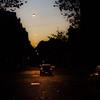 Trail (rfilgue) Tags: car montevideo dawn firstlight square street streetlamp urban uruguay exif:model=nikond5100 exif:lens=350mmf18 camera:model=nikond5100 camera:make=nikon exif:make=nikon exif:isospeed=800 geocountry geolocation geostate exif:focallength=35mm geocity exif:aperture=ƒ32