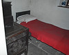 No. 2 Rhyd-y-Car Cottages (cmw_1965) Tags: rhydycar terrace terraced houses merthyr tydfil st fagans museum wales welsh miners cottages 18th century 19th georgian victorian hanoverian richard crawshay bed bedroom quilt blanket bedspread