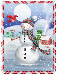 NAVIDAD (_LUIAUREL_) Tags: tarjetas expresión social navidad