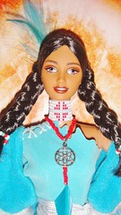 2002 Spirit of the Water Barbie (6) (Paul BarbieTemptation) Tags: limited edition native spirit collection american katiana jimenez world culture water tru exclusive