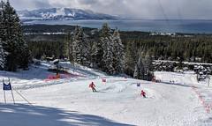 Heavenly powder day (benjaminfish) Tags: ski lake tahoe snow kid heavenly california march 2018 winter