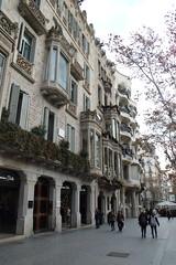 036A4814 (zet11) Tags: casa milà la pedrera barcelona españa catalonia street architecture buildings passeig de gracia 92 antoni gaudí