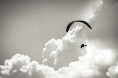 Paragliding (rodolfojsalcedo) Tags: nube nubes clouds parapente nikon