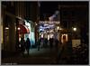 Nightwalk in Utrecht (cowgirl_dk) Tags: olympusomdem5ii mzuikodigital1240mm128pro utrecht thenetherlands holland nederlands night nat nightshots natteskud natfotografering nightphotography urbanview urban urbannature lys light lights kanaler canals street gadeliv streetlife