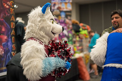 DSC01579 (Kory / Leo Nardo) Tags: furry fursuit suiting dance party dj con convention further confusion fc san jose marriott center 2018 fc2018 pupleo leo kory fur costume costuming cosplay animals