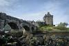 Castillo de Eilean Donan (victadel90) Tags: castillo eilean donan