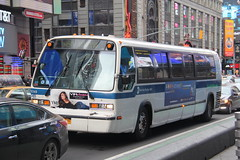 IMG_4814 (GojiMet86) Tags: mta nyc new york city bus buses 1999 t80206 rts 5245 m50 7th avenue 42nd street
