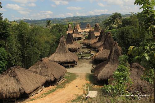 Prai Ijing village - Sumba