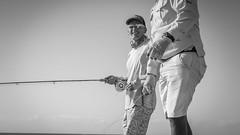 Good Times (E. Hanson) Tags: flyfishing blackandwhite