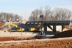I-69 Construction Indiana (ITB495) Tags: i69 interstate69 indiana monroecounty bridge overpass construction road roadwork interstate freeway highway infrastructure