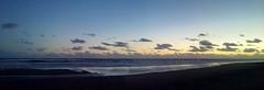 CUANDO CAE LA TARDE... (kchocachorro) Tags: sun sunset atardecer clouds nubes mar sea ocean beach playa neco necochea colour nature photographer