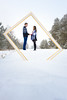 Here's to love and friendship! (Xavier Bornot) Tags: winter light natural portrait engagement