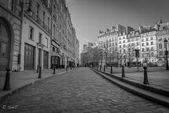 PAVEMENTS (P. Smt) Tags: dauphine urban urbain paysage capital noir eos6d canon histoire paris ville capitale nb bw town landscape