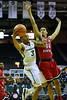 MBasketball-vs-WKU, 1/13, Chris Crews, DSC_9864 (Niner Times) Tags: 49ers basketball cusa charlotte d1 hilltoppers kentucky mens ncaa unc uncc wku western ninermedia
