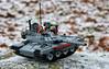 Lynx 1 MBT (oliverÅström) Tags: lynx1mbt lynx legomilitary military legovehicle vehicle tank legotank lego