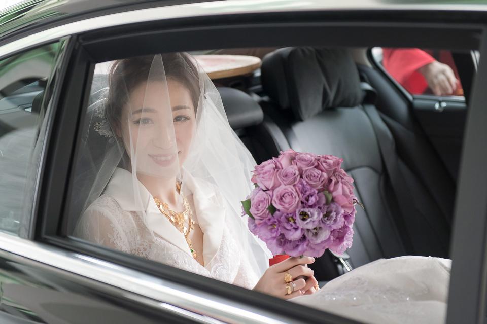 婚攝 高雄林皇宮 婚宴 時尚氣質新娘現身 S & R 081