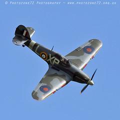 6257 Hangar 11 Hurribomber (photozone72) Tags: eastbourne airshows aircraft airshow aviation hurricane hurribomber hangar11 pegs mkiib canon canon7dmk2 canon100400f4556lii 7dmk2