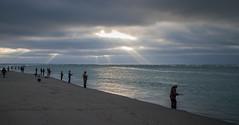 20180129_8924_EOS M-24 Waimakariri River mouth and rays (029/365) [Explored] (johnstewartnz) Tags: canon canonapsc apsc eos eosm evil tlp efm1855mmf3556isstm 1855mm waimakariri waimakariririver kairaki fishing cloud clouds sunrays 029365 day29 day029 onephotoaday onephotoaday2018 365project project365 oneaday