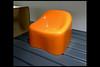 chair for paulus 01 ca 1970 (adam brussel 2017) (Klaas5) Tags: belgie belgium belgique bruxelles expositie tentoonstelling museum vormgeving exhibition ©picturebyklaasvermaas adammuseumbrussel 1970s1980sdesign brusselsdesignmuseum plasticarium industrialdesign meubel furniture chair stoel