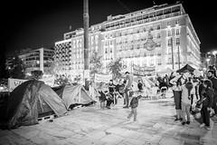 03 (marcofalcinelli) Tags: reunitusnow hunger hungerstrike greece refugees syntagma blackandwhite blackwhite 6d 6dmk2 6dmkii square night border athens atene highiso monocromo monochrome reportage nograinnoglory biancoenero