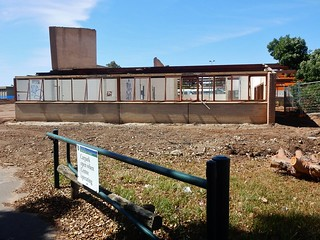The End of St Clair Recreation Centre