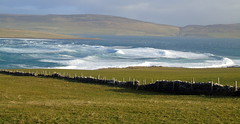 Waves (stuartcroy) Tags: orkney island water weather white waves evie scotland sea sony scenery beautiful blue bay beach