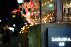 2116/1743 (june1777) Tags: snap street seoul gangnam shinsadong garosugil night light bokeh sony a7ii konica hexanon ar 50mm f17 2000 clear