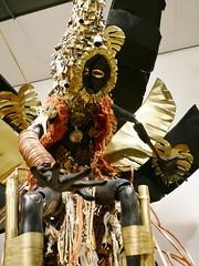 Moko Jumbie Figure, Zak Ove, 2015 (jacquemart) Tags: britishmuseum london africangalleries bloomsbury mokojumbiefigure zakove 2015