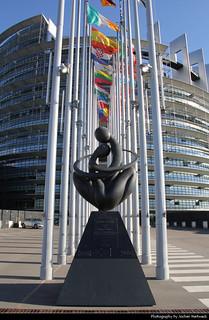 European Parliament, Strasbourg, France