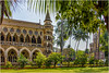 Bombay High Court ... (miriam ulivi - OFF /ON) Tags: miriamulivi nikond7200 indiadelsud mumbai bombay bombayhighcourt architecture gardens trees grass