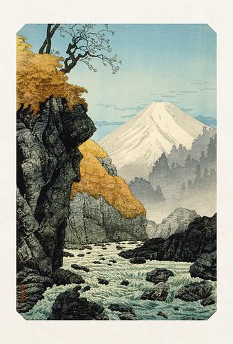 19-Carte postale // 10x15cm // Ashitaka
