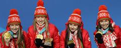PyeongChang_Medal_Plaza_04 (KOREA.NET - Official page of the Republic of Korea) Tags: 2018평창동계올림픽 2018pyeongchangwinterolympicgames 2018 korea olympics olympicgames goldmedal olympicmedalist pyeongchang medalceremony 평창군 강원도 금메달 평창올림픽플라자 수상식