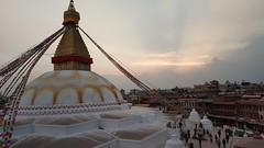Baudha_0302 (YchuChen) Tags: baudha kathmandu nepal tourist travel sunset