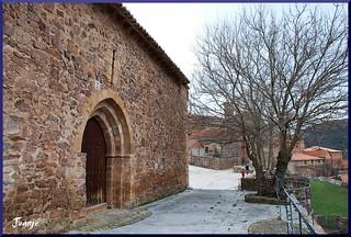 Ermita de San Mamés (Montenegro de Cameros, Castilla y León, España, 18-3-2010)
