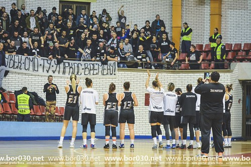 ŽKK Bor-ŽKK Partizan