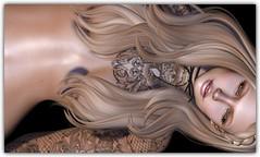 Mr Jack (Abi Latzo) Tags: white~widow supernatural theskinnery catwa maitreya truth mesh meshhead meshbody model tattoo ink hair gift beauty bento blonde avatar fashion secondlife sl shopping