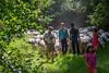 La transhumance au lac de Pise, Hérault, France (Claude Maire) Tags: transhumance troupeau berger moutons sheep herd shepherd lacdepise hérault france people