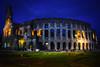 Colosseum at Night (laurenspies) Tags: monti rome roma lazio latium italia italianpeninsula italy europe it colosseum ancient roman architecture night