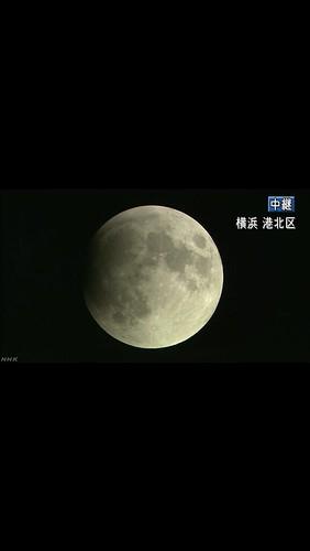 皆既月食2018.1.31 20:50