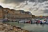 Il porto di Otranto (diegozizzari) Tags: otranto mare onde cielo colori panorama lecce barca porto spiaggia nuvole salento