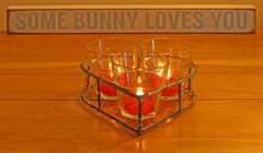 Greetings my friends. Wishing you a Happy Valentines day (Wednesday). (Minoltakid) Tags: happyvalentinesday happyvalentinesday2018 valentinesday valentinesday2018 happy candles somebunnylovesyou alight lit stilllife candlelight holder candleholder tealight message item redcandles red hvd hvd2018 love valentines sweet celebration pretty romantic romance flickrcandles flickr flickrvalentinesday flickrhvd 14thfebruary theminoltakid minoltakid rossdevans rossevans ross evans 2018