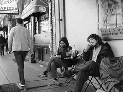 Eat Street (mattwaller@ymail.com) Tags: seattle capitolhill pizza blackandwhitephotography blackandwhite bnw blackwhite bw monochrome urban city streetphotography street streetphotographers streetphoto streetlife