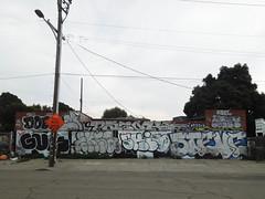 (gordon gekkoh) Tags: gun ftl skid dms eksa steve pasok oakland graffiti