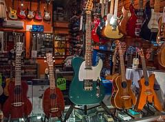 Ax Farm (Jersey JJ) Tags: ax axe farm window shopping shreaddin shreadding tarrytown ny guitar shop store business