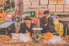 _62A1070 (gaujourfrancoise) Tags: china chine gaujour marchédeshengcun shengcunmarket yunnan yuanyang ethnic ethnique hi hani minority minorités market marché
