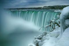 Winter Wonderfalls (lfeng1014) Tags: winterwonderfalls winter niagarafalls horseshoefalls canadianfalls waterfalls mist snow ice icicles landscape longexposure 57seconds f18 canon5dmarkiii 2470mmf28lii le ontario canada