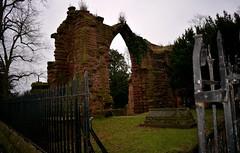 HFF Ruins The Church Of St John Chester Feb 18Th  2018 (mrd1xjr) Tags: hff ruins the church of st john chester feb 18th 2018