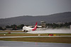 After the storm (peter.lavender) Tags: b737 737 avgeek avporn canon canoncollective airplane aricraft wet storm boeing qantas
